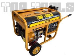 Generador Y Soldadora Gasolina 190a watts