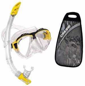 Liquidación Combo Matrix - Gamma Cressi Buceo, Snorkeling
