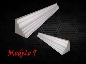 Moldura Decorativas Para Interiores Y Exteriores De Unicel