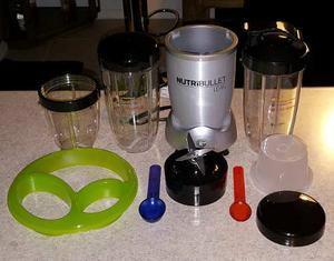 Nutribullet Lean Original  Watts Envio Gratis Y 12 Msi