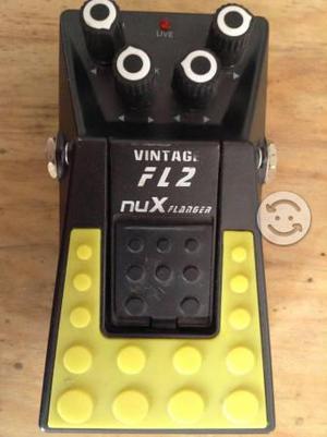 Nux FL-2 Vintage Flanger