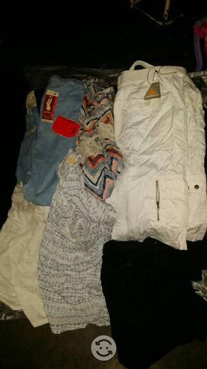 Paca de ropa americana
