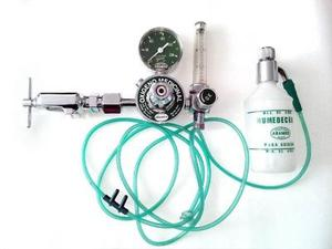 Regulador de Oxigeno Medicinal marca Aramed