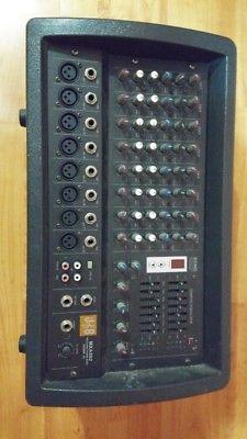 Remato Consola J&B Steteo Power MXA 502