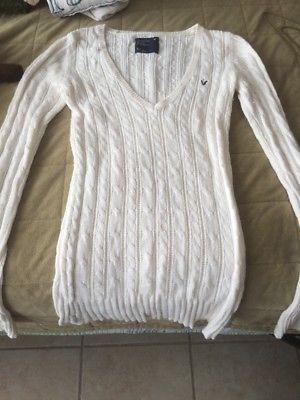 Suéter tejido American Eagle