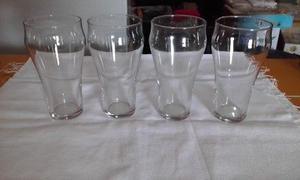 Vasos cerveceros de cristal (20 pza)