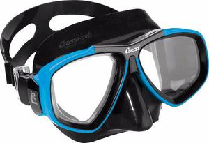 Visor Focus Graduable Cressi Para Buceo, Apnea Y Snorkeling