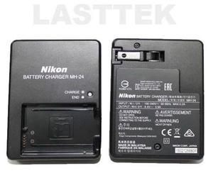 Cargador Original Mh 24 Nikon D D D D D