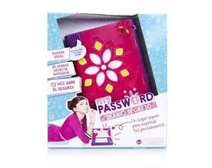 Diario Secreto My Password Girl Tech Mattel