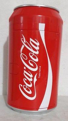 Mini Refrigerador De Coca Cola (Sin Caja)