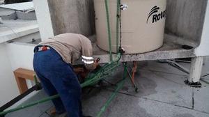 Servicios de fontanería