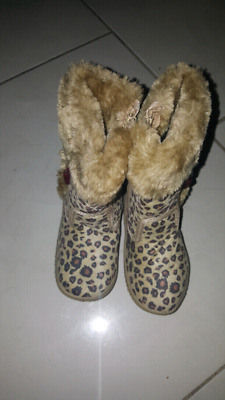 botas de frio para niñas nuevas