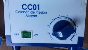 colchon de presion alterna color azul