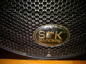 equipo de sonido sound King