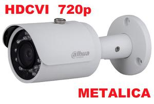 Camara Bullet Hdcvi 720p Exterior Color Vision Nocturna Cctv