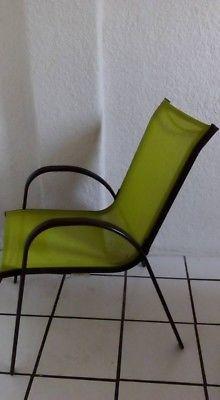 Juego de sillas para jardin