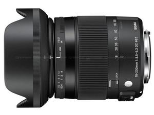 Lente Camara Nikon Sigma mm F Dc Macro Os Hsm