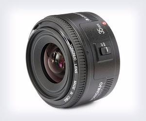Lente Canon 35mm F 2.0 Yongnuo Envio Gratis