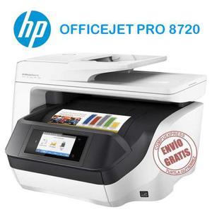 Multifuncional Hp Officejet Pro  D9l19a Cama Oficio Wifi