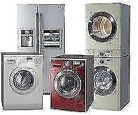 Reparación de línea blanca lavadoras y refrigeradores