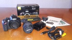 Vendo Cámara Nikon D VR II Kit