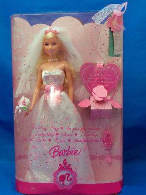 Barbie Novia nueva, nunca removida