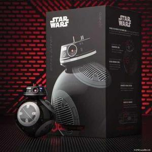 Bb9-e Robot Droid Star Wars Sphero App-enabled
