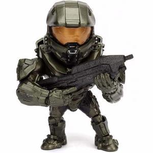 °° Figura Metals Die Cast Master Chief Halo °° Bnkshop