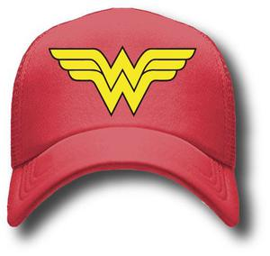 Gorra De Mujer Maravilla Wonder Woman Justice League