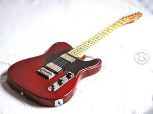 Guitarra Fender Telecaster blacktop brazo de maple