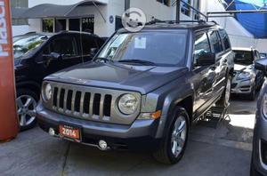 Jeep patriot limited atx 2014