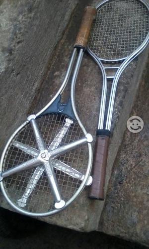 Raquetas tennis par