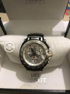 Reloj Tissot t race en acero