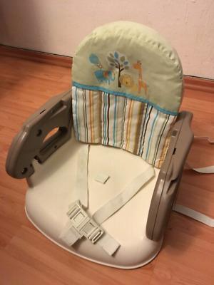 Silla booster para bebé