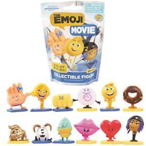 The Emoji Movie Blind Bag Figuras Coleccionables Sorpresa