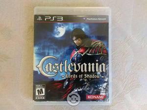 Castlevania Lords of Shadow de PS3