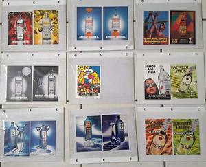 Lote 200 Postales Publicitarias & De Arte. Incluye 2 Albums