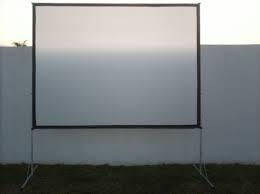 Pantalla De Proyeccion Dual Screen Projection 3x2 Metros