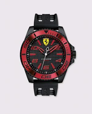 Reloj Scuderia Ferrari Original Nuevo Caballero