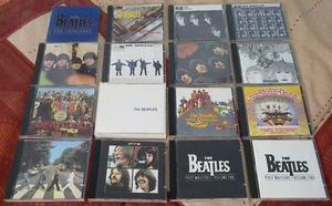 The Beatles Coleccion Cd´s Hechos En Uk