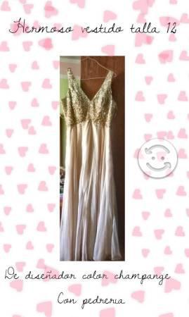 Vestidos largos para graduación o boda