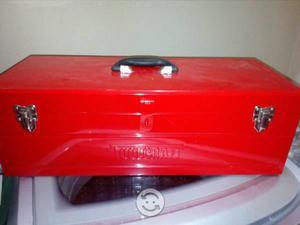 Caja para herramientas metalica