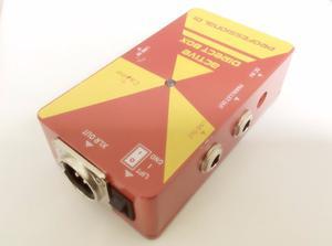 Caline Direct Box Activa Caja Directa Instrumentos Guitarra