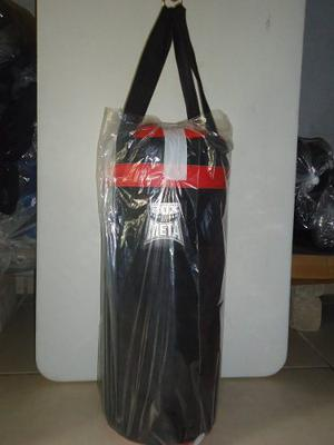 Costal Box Lona/vinil Relleno.70 Cm Guantaletas Gratis