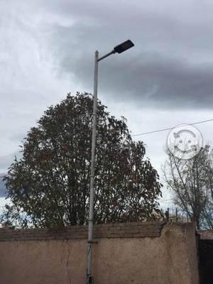 Lampara LED SOLAR 12v