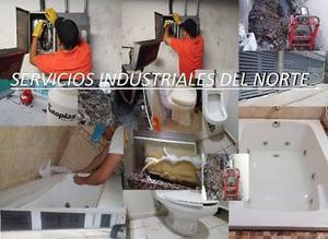 SERVICIOS DE PLOMERIA,ELECTRICIDAD,DESTAPES DE DRENAJES ETC