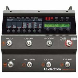 Tc Electronic Procesador De Efectos Nova System Guitarra/voz