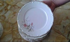 Vajilla Antigua 100% Porcelana