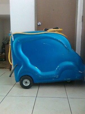 carrito de autolavado