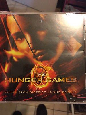 "Disco de ""The Hunger Games"""